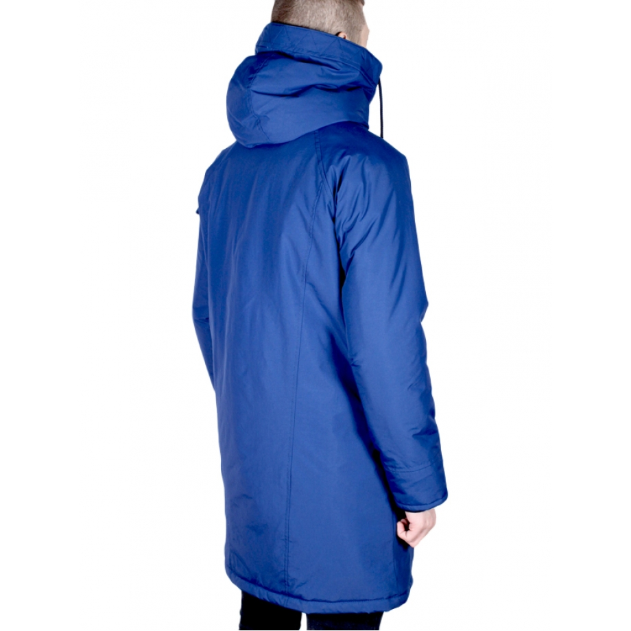 Куртка мужская HARD LUNCH JC-M-33/3 Winter Camp синяя