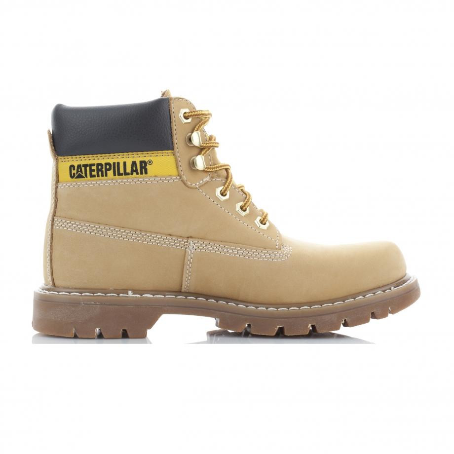 e459e6f6a Ботинки Caterpillar Colorado бежевые купить в Спб | STUFF store