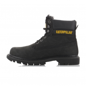 Ботинки Caterpillar Colorado Fur черные