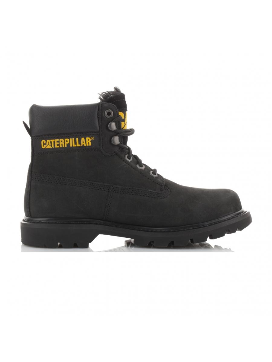 Ботинки Caterpillar Colorado Fur черные