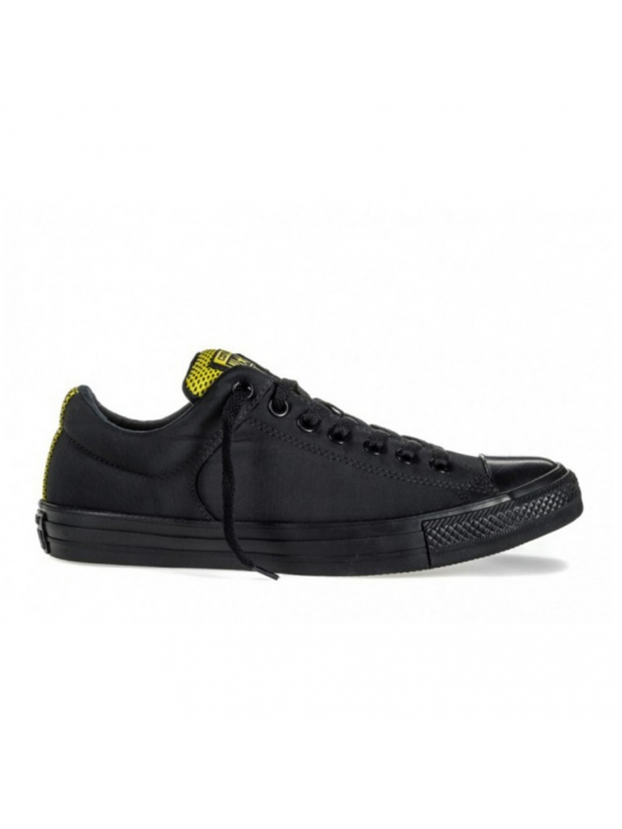 Кеды Chuck Taylor All Star High Street черные