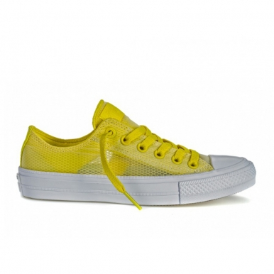 Кеды Chuck Taylor All Star II желтые низкие