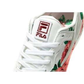 Женские кроссовки Fila OG Fitness Embroidered белые