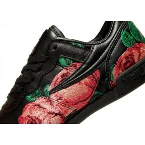 Женские кроссовки Fila OG Fitness Embroidered черные
