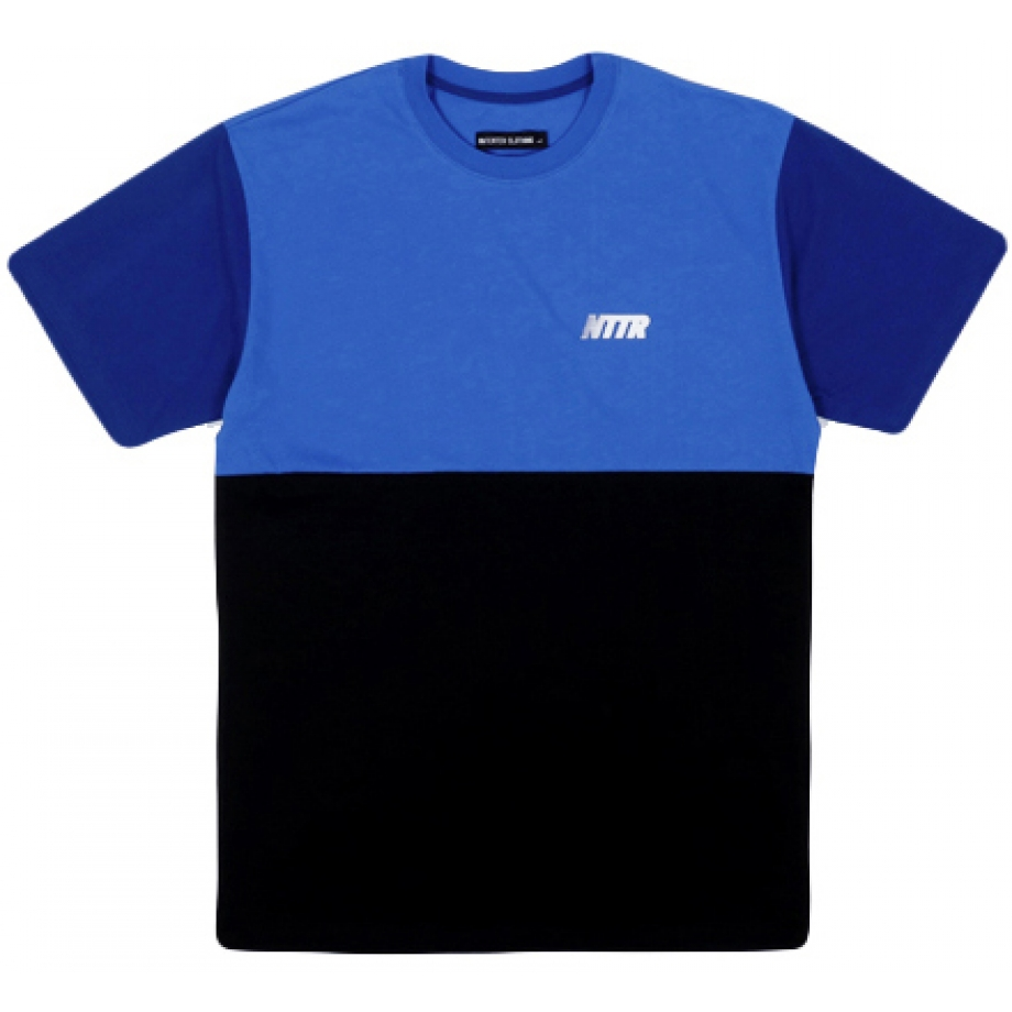 Футболка Anteater черно-синяя