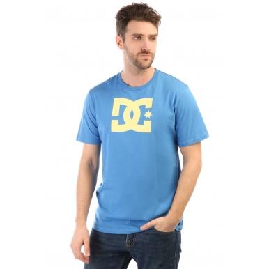 Футболка DC STAR голубая
