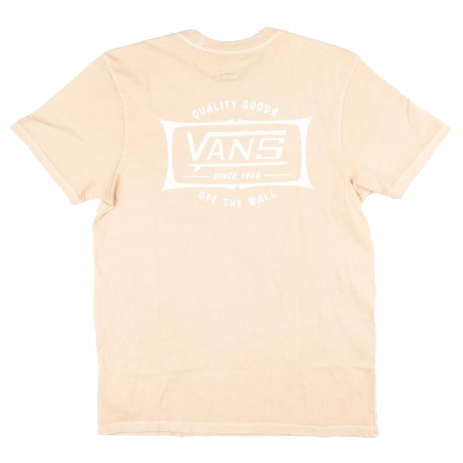 Футболка Vans Original Shaper оранжевая
