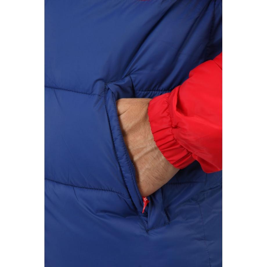 Куртка мужская DC GOSFORTH красно-синяя