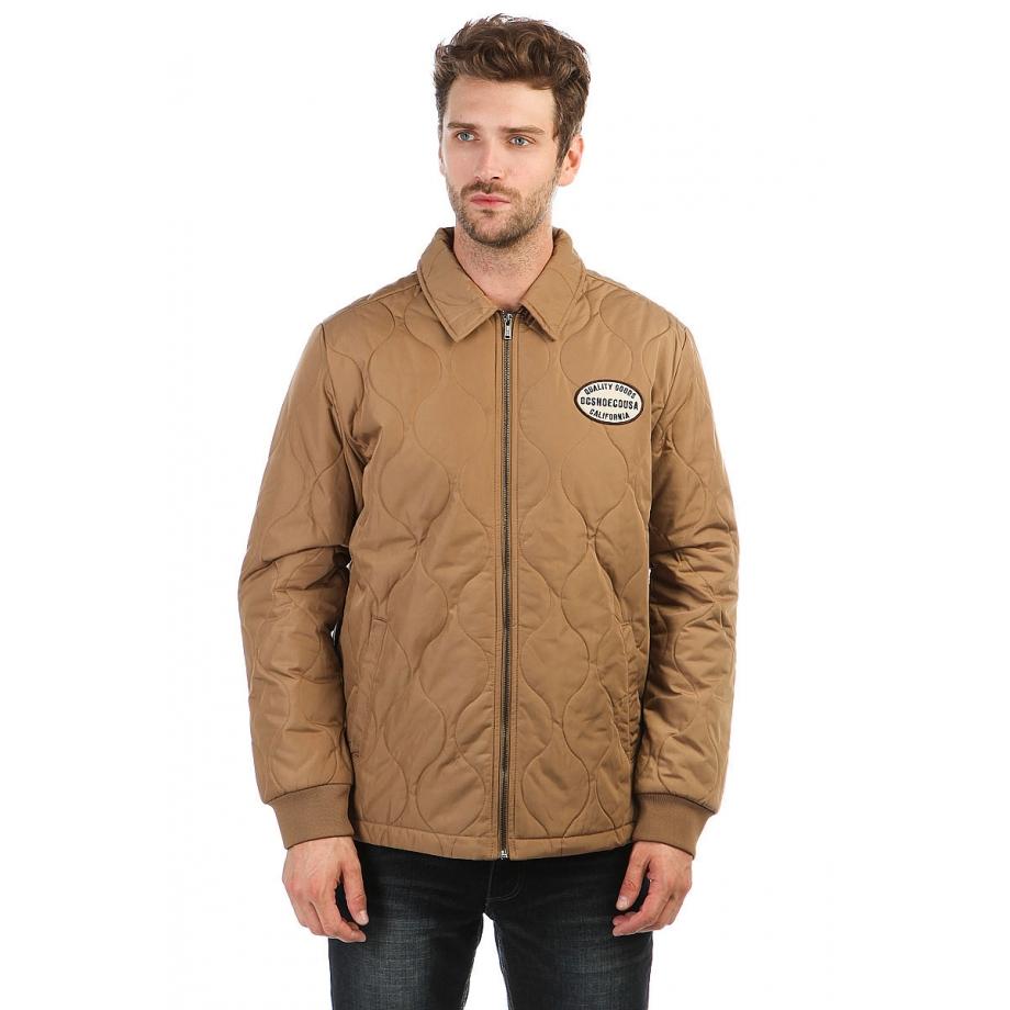 Куртка мужская DC MOSSBURN коричневая