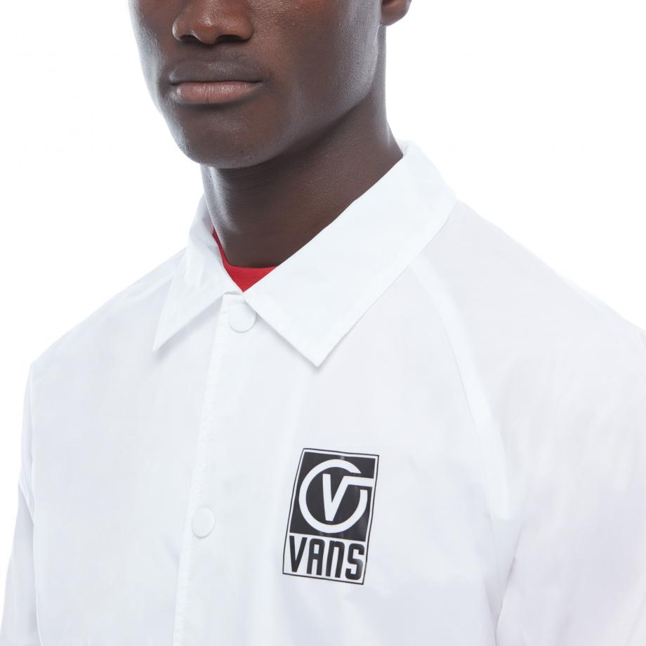 Куртка Vans Torrey белая