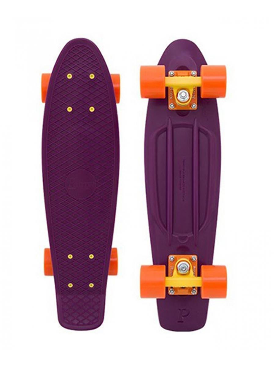 Комплект лонгборд PENNY Original фиолетовый