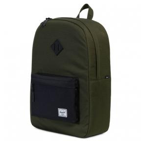 Рюкзак Herschel Heritage зелено-черный