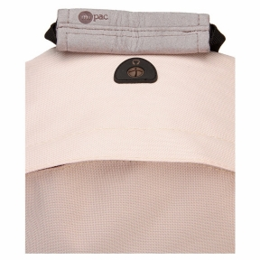 Рюкзак Mi Pac персиково-серый