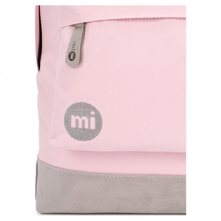 Рюкзак Mi Pac розово-серый
