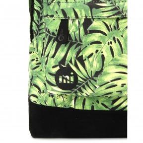 Рюкзак Mi Pac Tropical Leaf черный