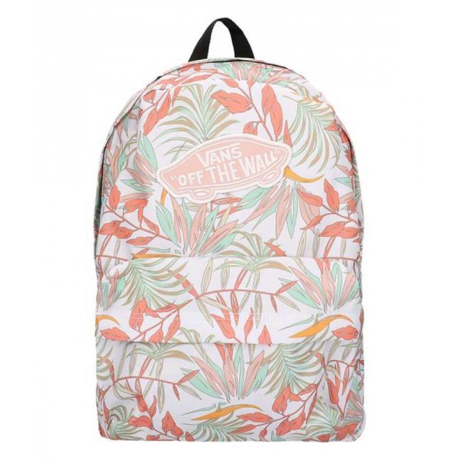 Рюкзак Vans Realm Backpack white/california