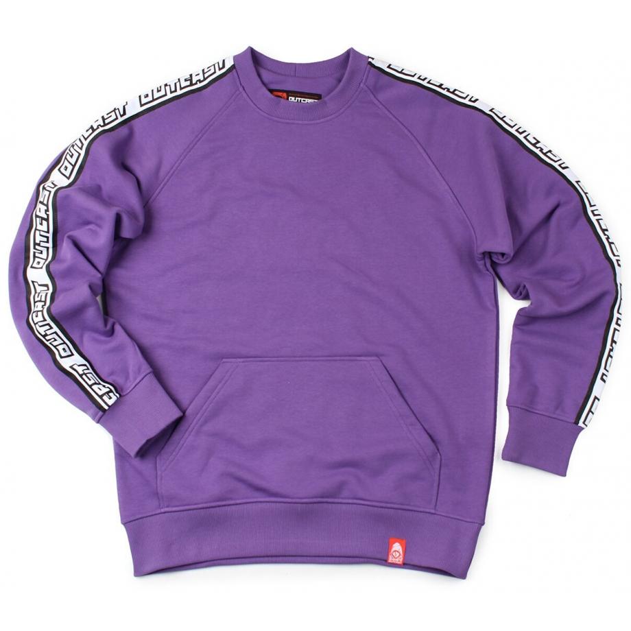 Свитшот Gabba фиолетовый
