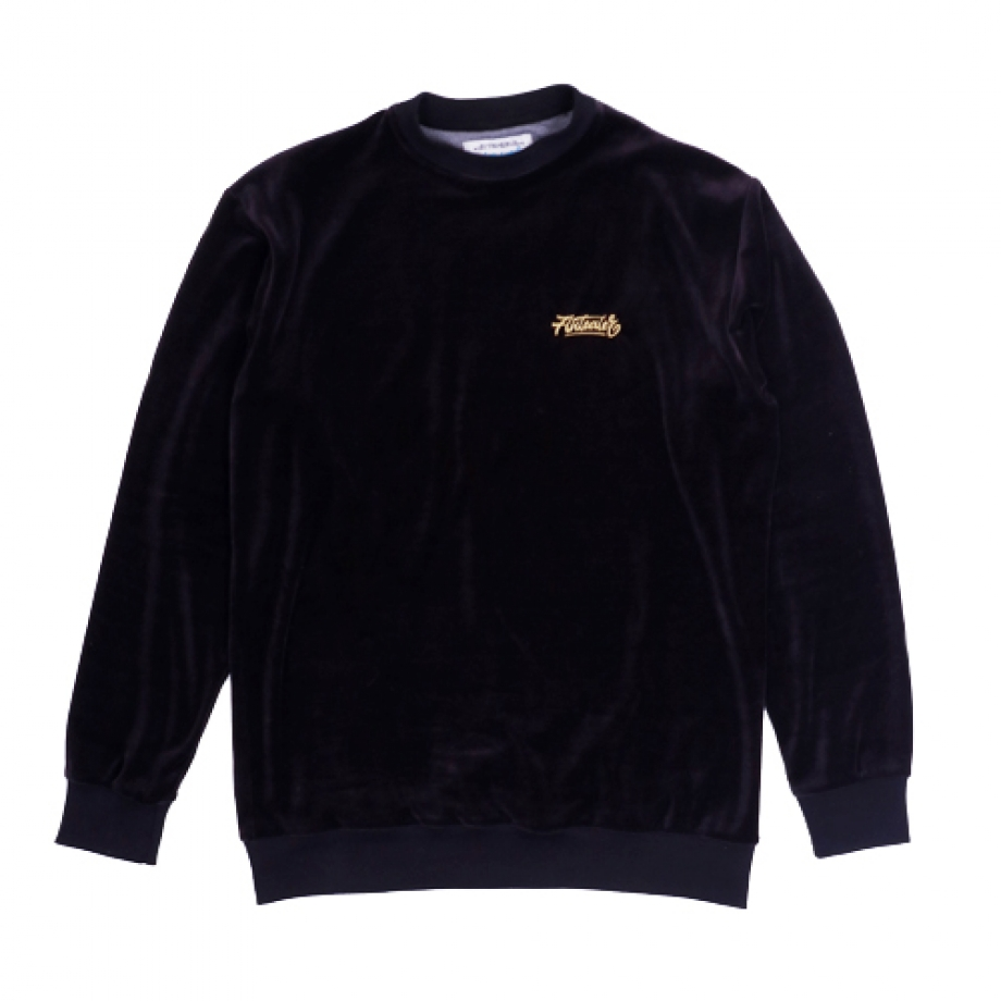 Толстовка Anteater Crewneck-Luxury черная